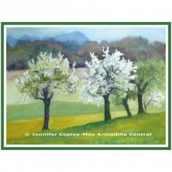 Jennifer Copley-May Swiss Spring